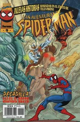 Las aventuras de Spiderman (Grapa 24 pp) #9