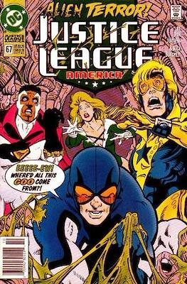 Justice League / Justice League International / Justice League America (1987-1996) (Comic-Book) #67