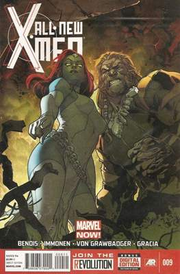 All-New X-Men (Comic Book) #9