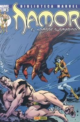 Biblioteca Marvel: Namor (2006-2007) #3