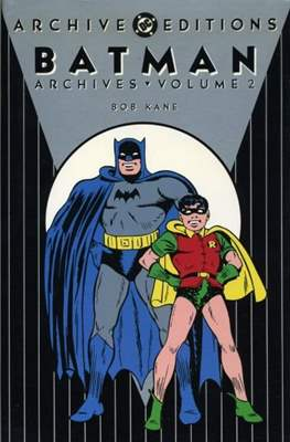 DC Archive Editions. Batman (Hardcover) #2
