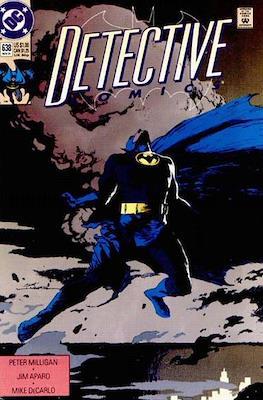 Detective Comics Vol. 1 (1937-2011; 2016-) (Comic Book) #638