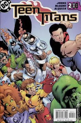 Teen Titans Vol. 3 (2003-2011 Variant Cover) (Comic Book) #2