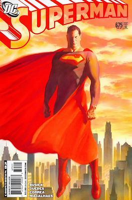 Superman Vol. 1 / Adventures of Superman Vol. 1 (1939-2011) (Comic Book) #675