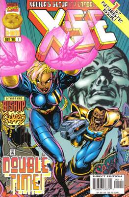 XSE (1996-1997) #1