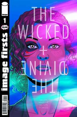 Image Firsts - The Wicked + The Divine