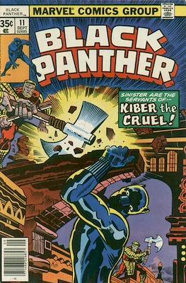 Black Panther (1977-1979) (Comic Book) #11