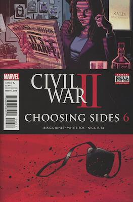 Civil War II: Choosing Sides (Comic Book) #6