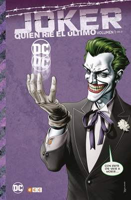 Joker: Quien ríe el último (Cartoné 400 pp) #1