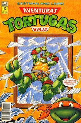 Aventuras Tortugas Ninja #2