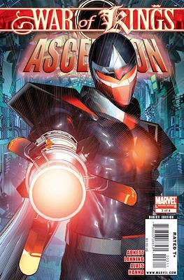 War of Kings: Ascension Vol 1 (Comic Book) #3