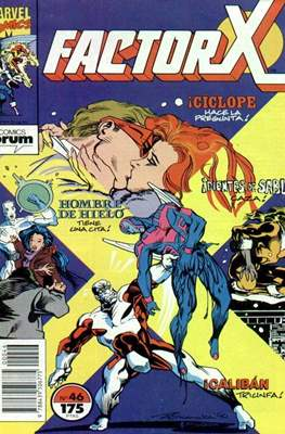 Factor-X Vol. 1 (1988-1995) (Grapa 32 pp) #46