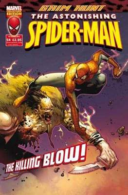 The Astonishing Spider-Man Vol. 3 (Comic Book) #54