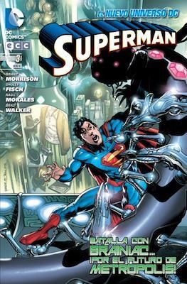 Superman. Nuevo Universo DC / Renacimiento (Grapa) #3