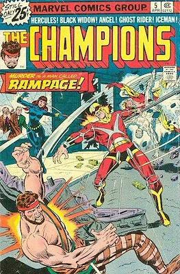 The Champions Vol. 1 (1975-1978) (Comic Book) #5