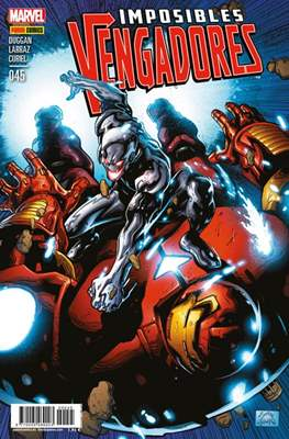 Imposibles Vengadores (2013-2018) (Grapa) #45