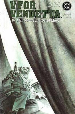 V for Vendetta (Comic Book) #9
