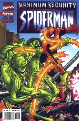 Spiderman Vol. 5 (1999-2002) (Rústica 128 pp) #25