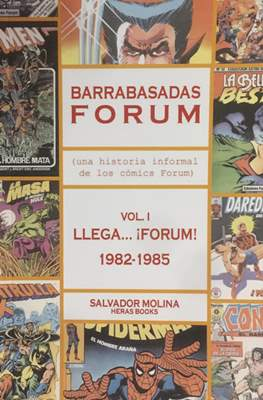 Barrabasadas Forum #1
