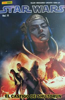Star Wars (2017 - 2020) #11