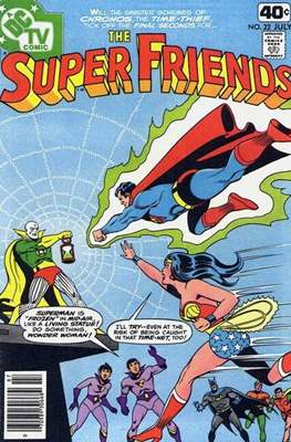 Super Friends Vol.1 (1976-1981) (Grapa, 32 págs.) #22