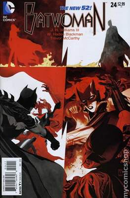 Batwoman Vol. 1 (2011-2015) (Comic-book) #24