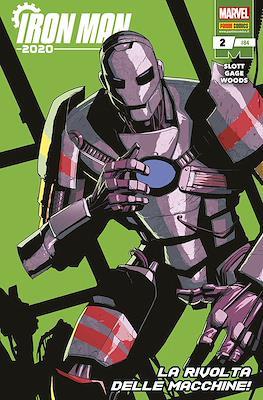 Iron Man Vol. 2 (Spillato) #84/2