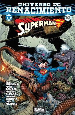 Superman: Renacimiento (Rústica) #10