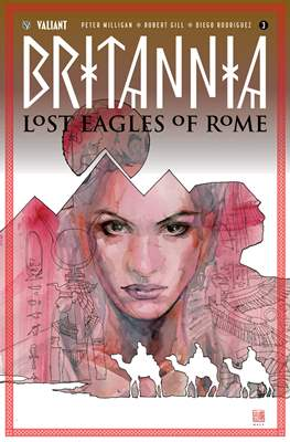 Britannia: Lost Eagles of Rome (Comic Book) #3