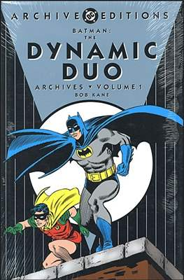 DC Archive Editions. Batman: The Dynamic Duo