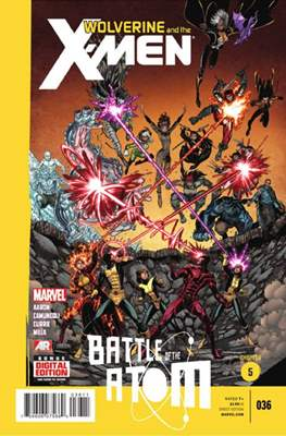 Wolverine and the X-Men Vol. 1 (Comic-Book) #36