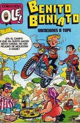 Colección Olé! Benito Boniato #7