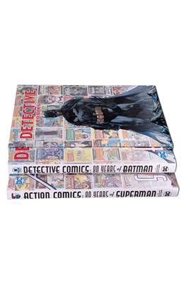 Action Comics: 80 Years of Superman / Detective Comics: 80 Years of Batman