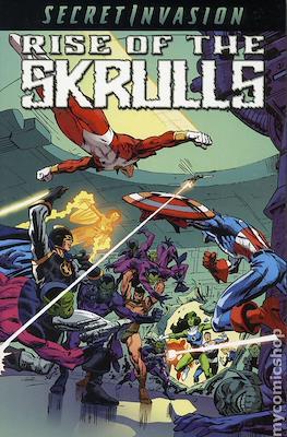 Secret Invasion Rise of the Skrulls