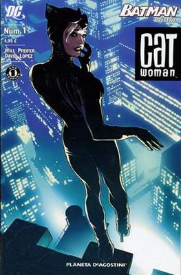 Batman presenta: Catwoman / Robin / Nightwing
