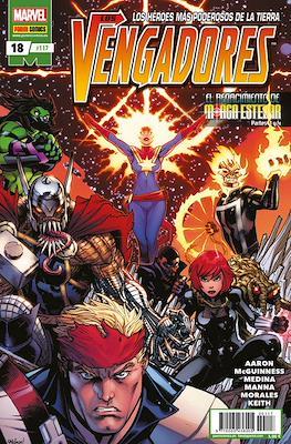 Los Vengadores Vol. 4 (2011-) (Grapa) #117/18