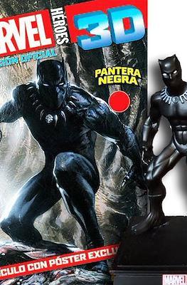 Marvel Héroes 3D - Colección Oficial (Grapa) #16