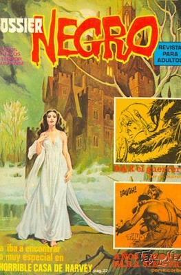 Dossier Negro (Rústica y grapa [1968 - 1988]) #105