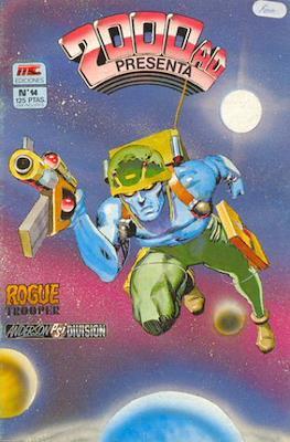 2000 AD presenta (Grapa) #14