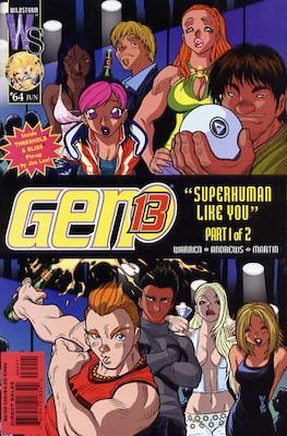 Gen 13 (1999 Series) (Saddle-Stitched) #64