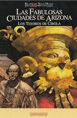 Relatos del Nuevo Mundo (Cartoné 72 pp) #22