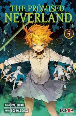 The Promised Neverland (Rústica con sobrecubierta) #5
