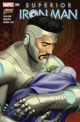 Superior Iron Man (Comic-Book) #6