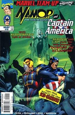 Marvel Team-Up Vol. 2 (Comic Book) #9