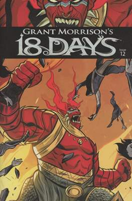 Grant Morrison's 18 Days (Comic-book) #12