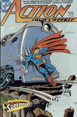 Action Comics Vol. 1 (1938-2011; 2016-) (Comic Book) #641
