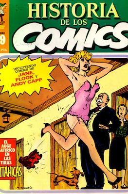 Historia de los Cómics (Grapa 32 pp) #19