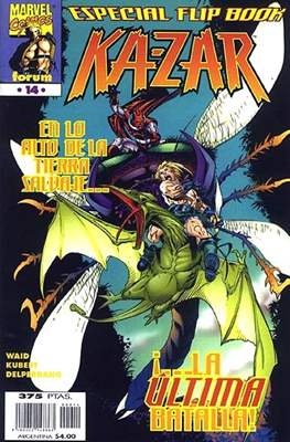Ka-Zar (1998-1999) (Grapa. 17x26. 24 páginas. Color.) #14