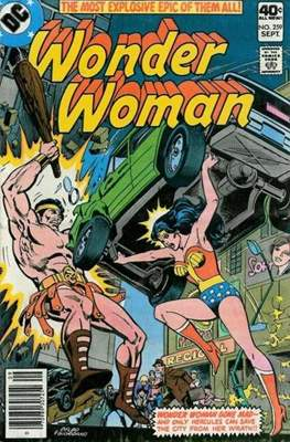 Wonder Woman Vol.1 (Comic Book) #259
