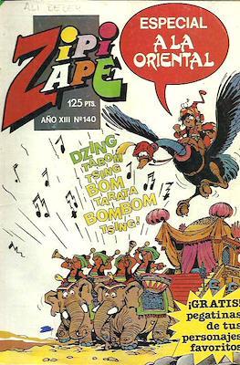 Zipi y Zape Especial / ZipiZape Especial (Grapa 76-100 pp) #140